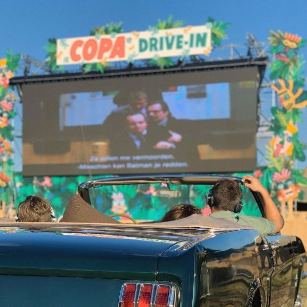 Silent Cinema/Drive-in